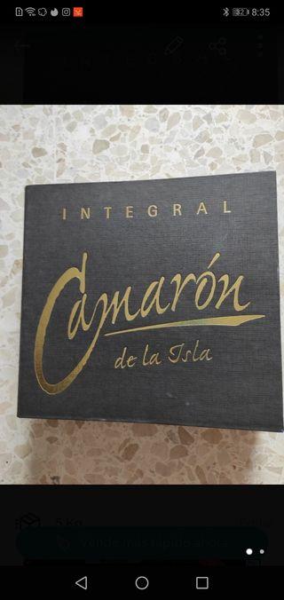 colección de Camarón de la isla