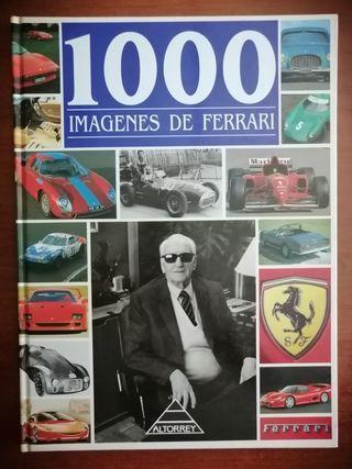 Libro 1000 Imágenes de FERRARI