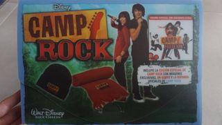 Pack especial Camp Rock disney unisex