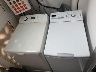 Lavadora Bosch de carga superior