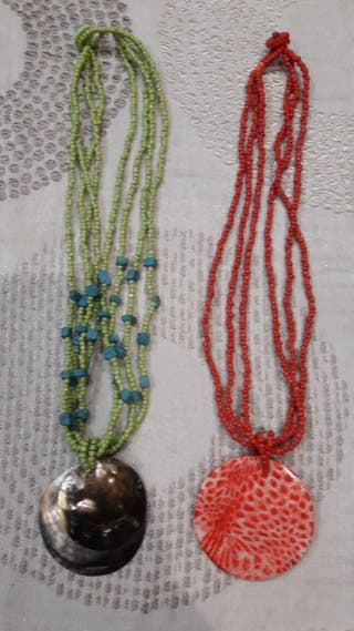 Pack 2 collares