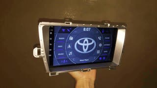 Radio gps Android Toyota Prius