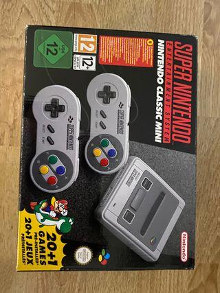 Súper Nintendo mini