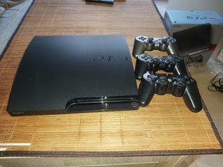 PlayStation3,250gb,+juegos+volante+playstationmove