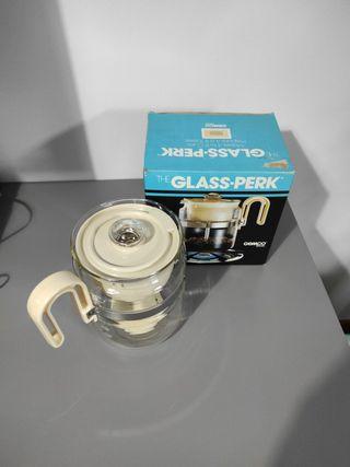 Cafetera glass-perk