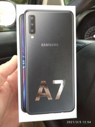 Samsung Galaxy A7 4/64GB Impoluto