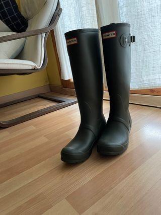 Hunter + 2 pares de calcetines