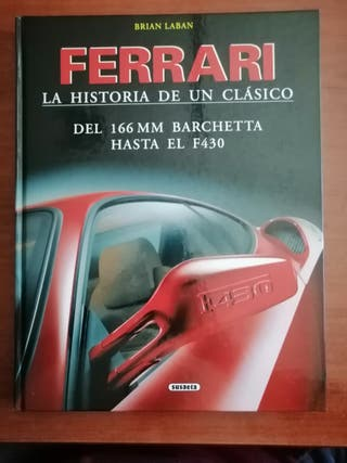 Libro Historia de FERRARI