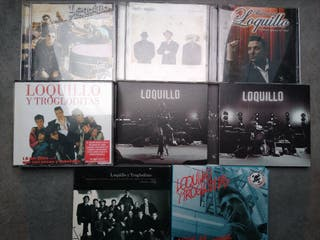 CDs y dvds de Loquillo