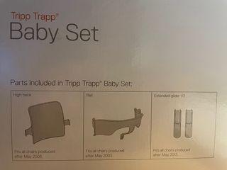 Baby Set para trona Trip Trap de Stokke