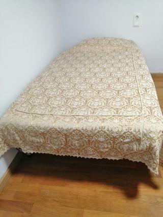 Colcha cama 0,90cm