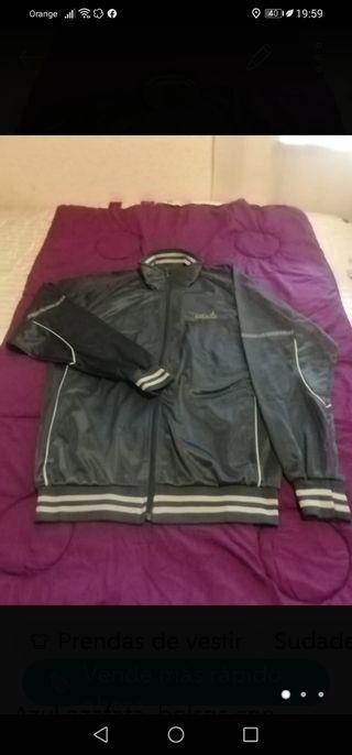 chaqueta chándal hombre