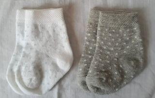 Pack calcetines recién nacido