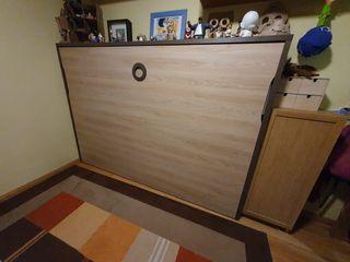 Cama abatible Lagrama 1,35x1,90