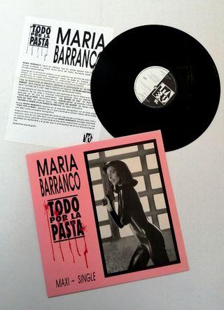 MARIA BARRANCO Disco vinilo