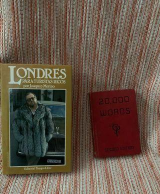 20000words y libro de Londres