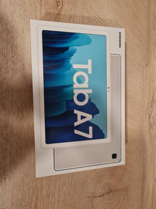 Tablet Galaxy Tab A7 nueva