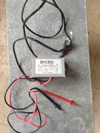 Transformador elèctric ICKO. Apicultura