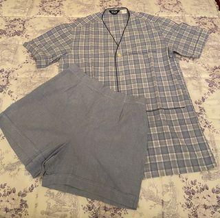 Pijama de hombre de verano