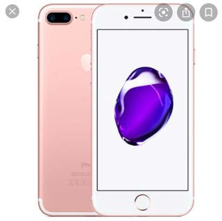 Iphone 7 Plus Gold Rosa 64GB