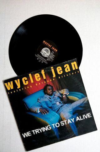 WYCLEF JEAN featuring REFUGEE ALLSTARS Disco vini