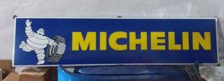 cartel michelin metalico