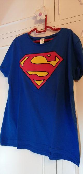"camiseta mujer ""superman"""