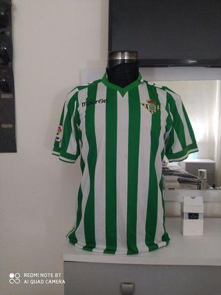 camiseta fútbol real Betis talla m