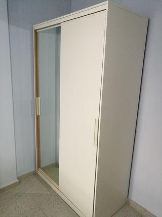 armario para habitación con espejo