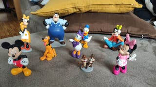 Juego figuras Disney
