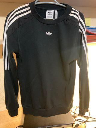 Sudadera Adidas negra