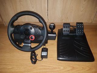 Volante Logitech Driving Force GT