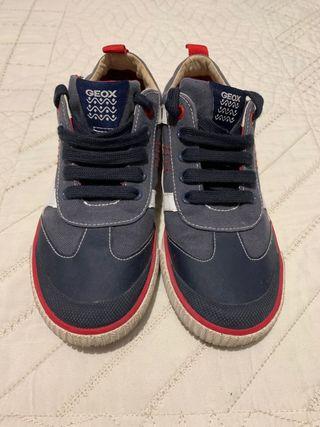 Zapatos Geox de niño talla Eur 34