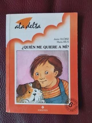 Libro ¿Quién me quiere a mi? a partir de 5 años