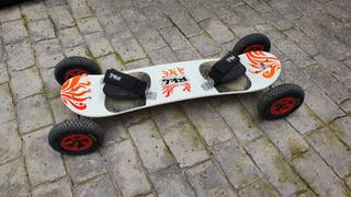mountain board con kite 3.2 y funda