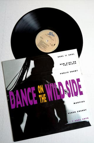 DANCE ON THE WILD SIDE Disco vinilo