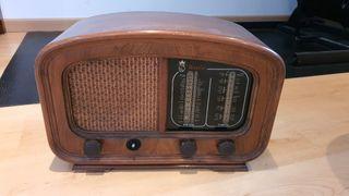Radio antigua Monitor