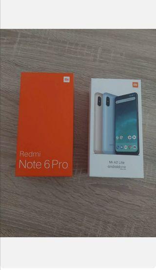 Xiaomi A2 Lite 64 G con su factura