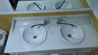 Encimera lavabo