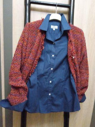 Camisa algodón 46