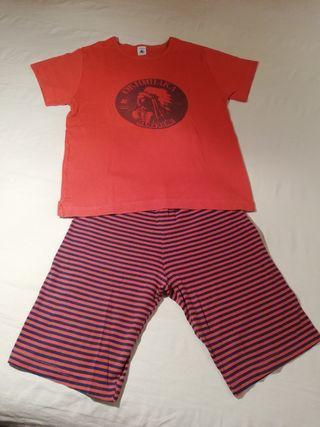 pijama de verano Petit Bateau