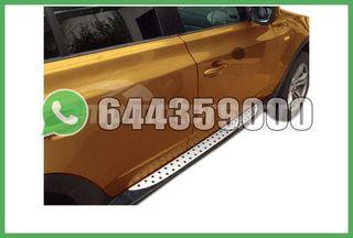 ESTRIBERAS LATERALES PARA BMW X3 E83