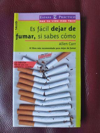 Es fácil dejar de fumar, si sabe cómo,Allen Carr