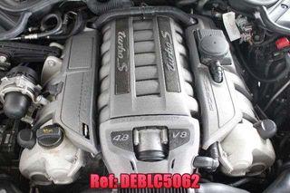 DEBLC5062 Motor Porsche Panamera Turbo poco uso ga