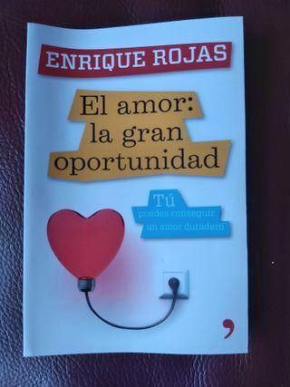 Libro El amor:la gran oportunidad,de Enrique Rojas