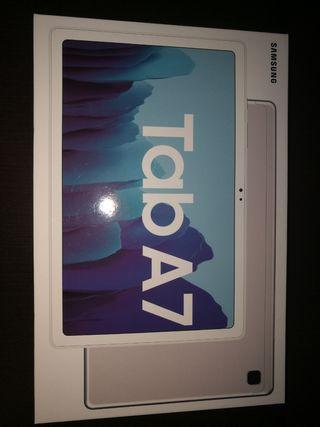 Samsung Galaxy Tab A7 precintado. Sin estrenar