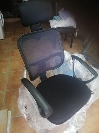 silla de oficins