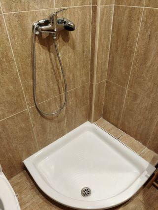 Plato de ducha 80x80