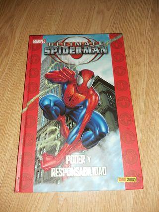 Spiderman poder y responsabilidades