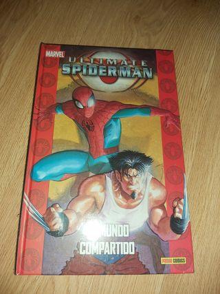Spiderman Mundo compartido